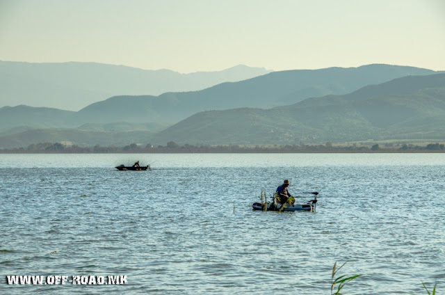 Lake Dojran - Macedonia