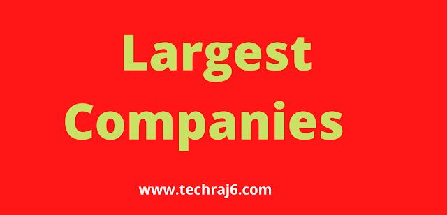 Largest Companies