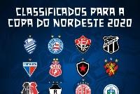 CBF e FSF divulgam detalhes da cerimônia do sorteio dos grupos da Copa do Nordeste de 2020