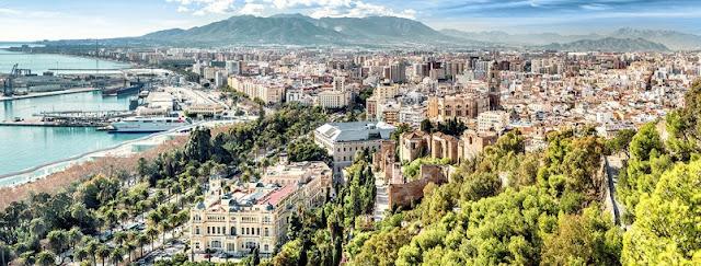 السياحة في مدينة ملقا الاسبانية