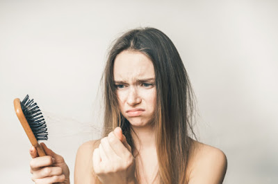 12 things that make your hair fall out
