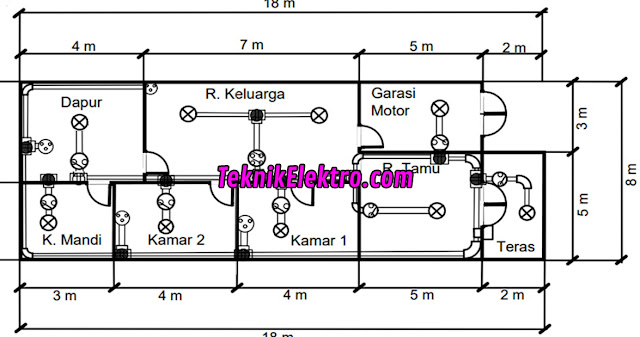 gambar diagram pemipaan