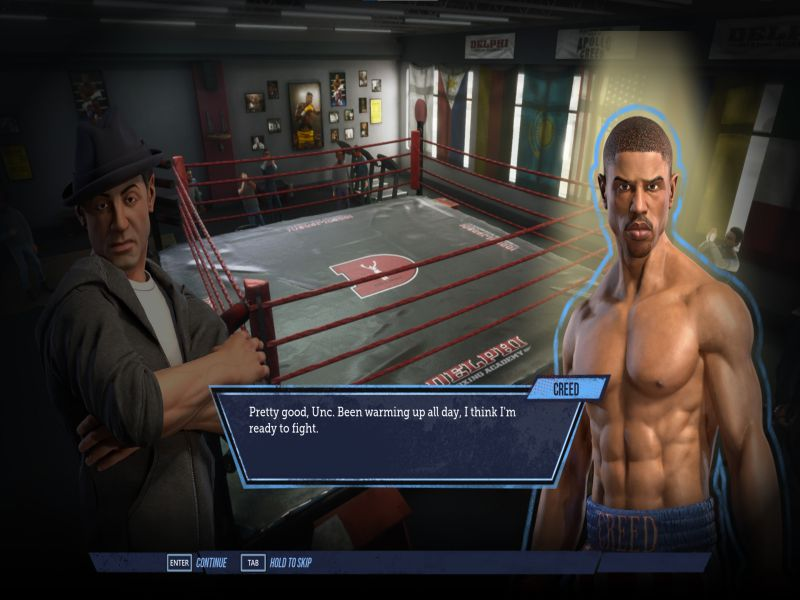 Download Big Rumble Boxing Creed Champions Free Full Game For PC