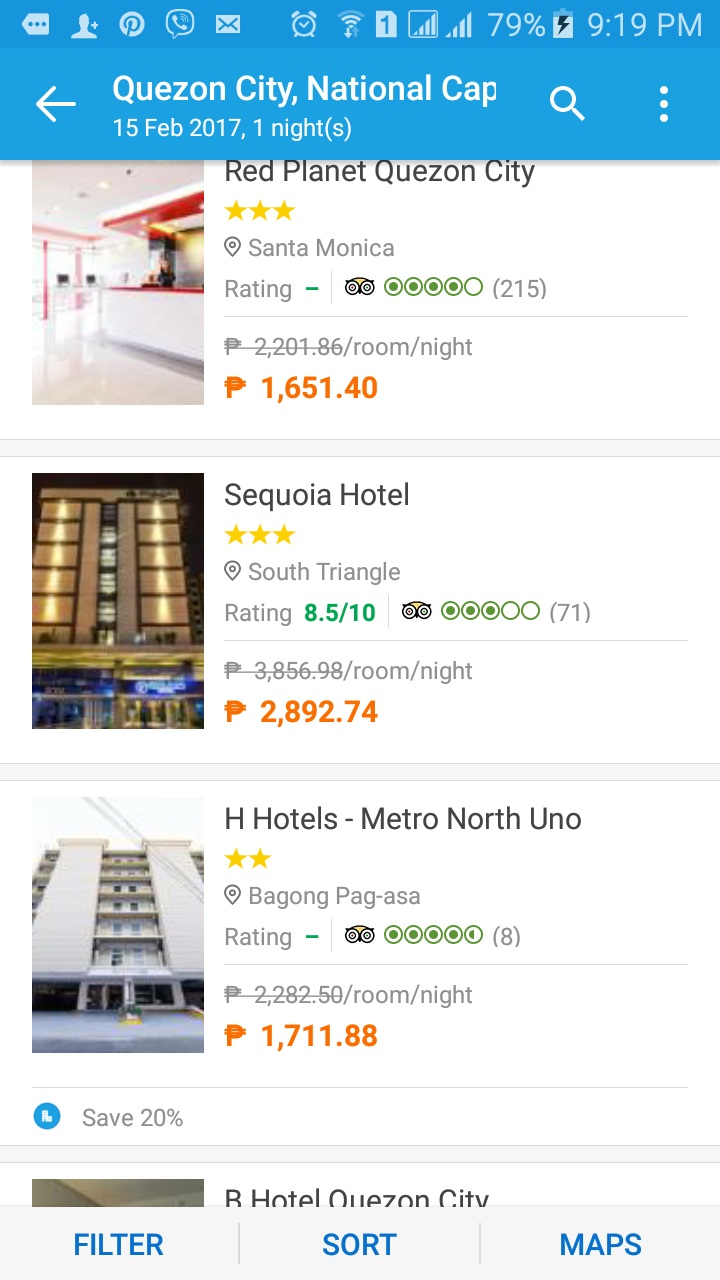 Booking B Hotel in Quezon City Made Easy with Traveloka