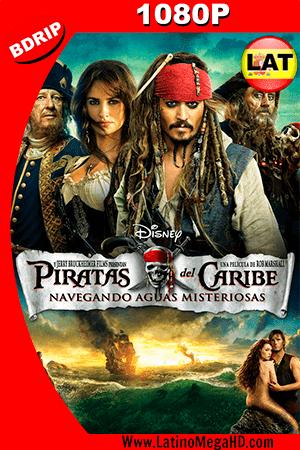 Piratas del Caribe: Navegando Aguas Misteriosas (2011) Latino HD BDRIP 1080P ()