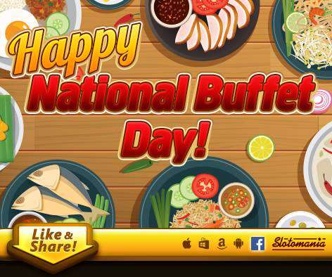 National Buffet Day Wishes
