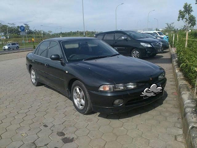 harga Mitsubishi Galant tahun 1996