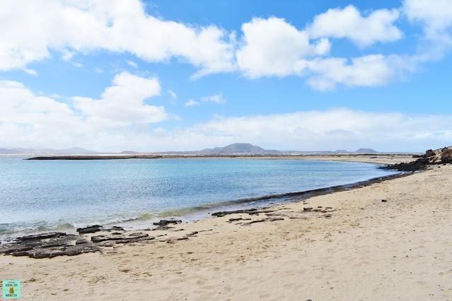 Playa de la Concha, Isla de Lobos