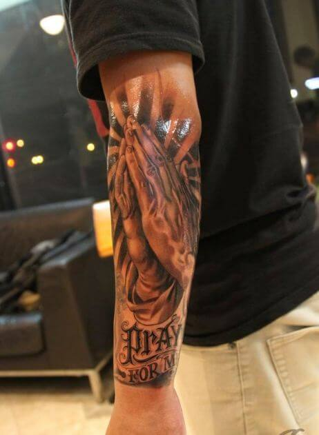 Arm Tattoos