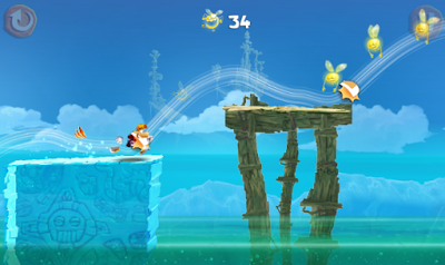Rayman Fiesta Run Apk for Android