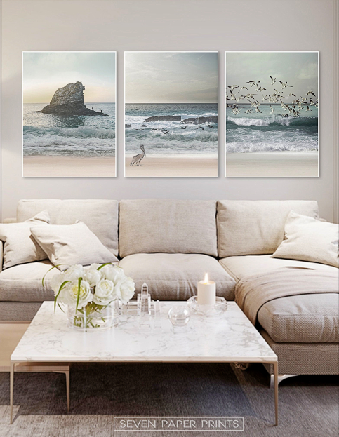 Instant Download Scenic Beach Photo Prints