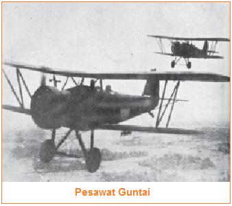 Pesawat Guntai