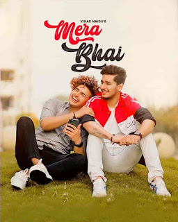 Mere Bhai Song Image By Vikas Naidu features Bhavin Bhanushali
