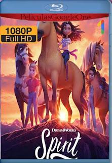 Spirit: El Indomable (2021)[1080p Web-DL] [Latino-Inglés][Google Drive] chapelHD