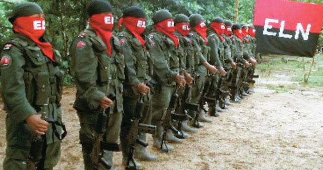 ELN prestaría apoyo armado al régimen de Maduro en una intervención militar