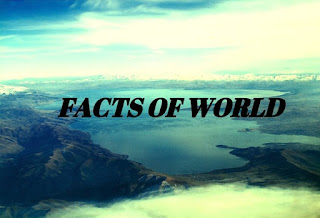 FACTS ABOUT WORLD | INTERESTING FACTS ABOUT WORLD