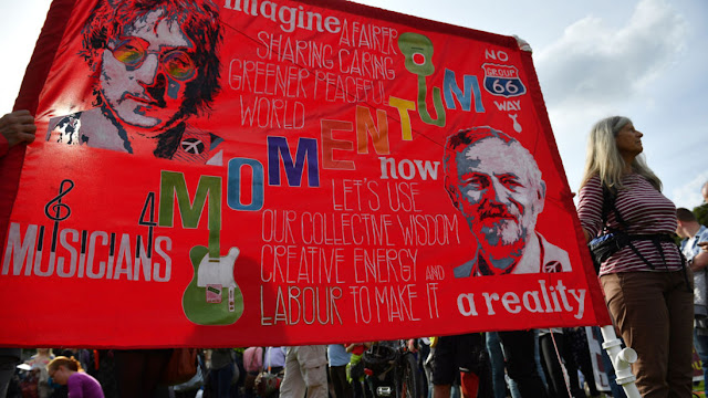 The civil war within Labour has not stopped