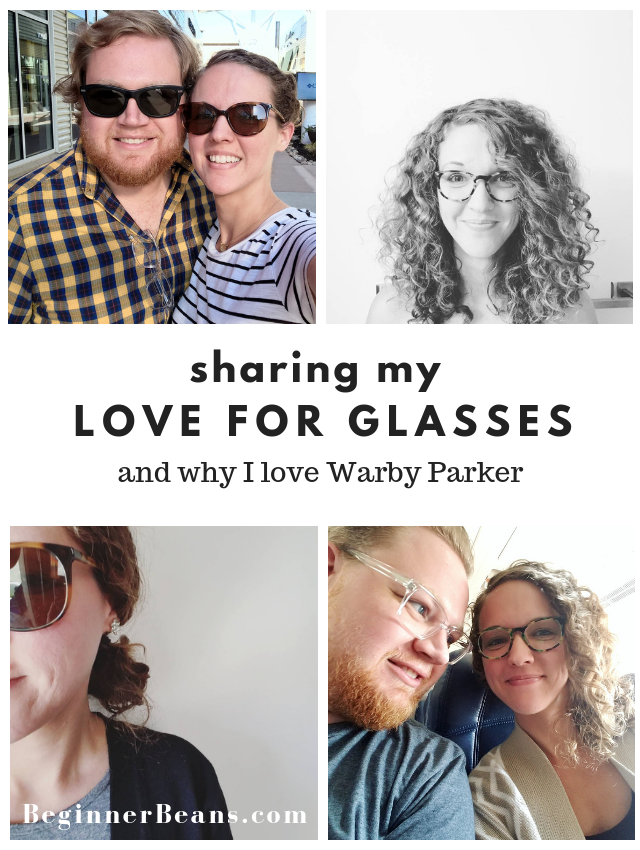 What I love about glasses and buying online from Warby Parker