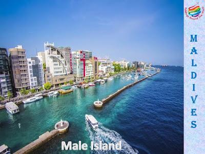 Male Island - Maldives