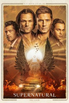 Supernatural 15ª Temporada Torrent - WEB-DL 720p/1080p Dual Áudio