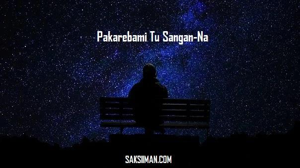 Lirik Lagu Pakarebami Tu Sangan-Na - Rohani Toraja