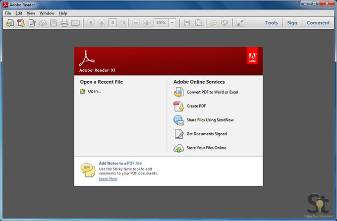 Adobe reader xi is out, get it now.