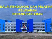 Dibuka Penerimaan 10 Formasi Balai Diklat Padang - Pariaman