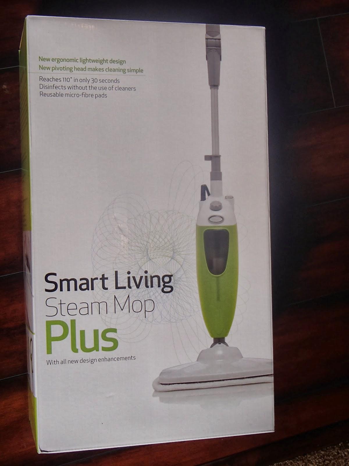 Brier Review Smart Living Steam Mop Plus Review