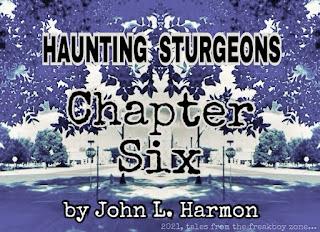 Haunting Sturgeons, chapter 6, by John L. Harmon