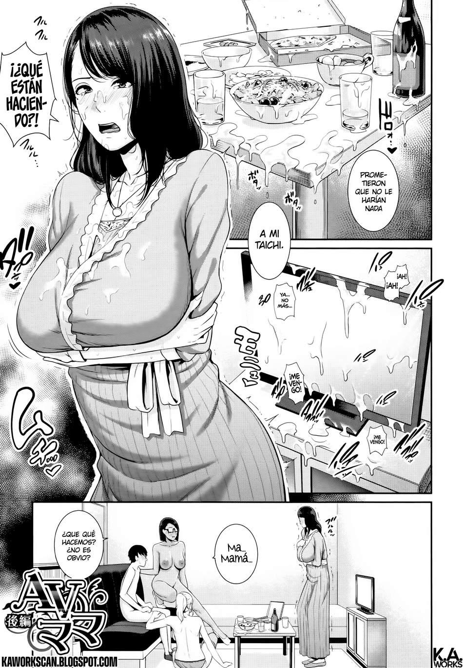 Mamá Porno #2