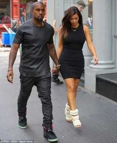 Kim Kardashian has filed to divorce Kanye West after 7 years of ...