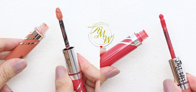 a photo of Etude House Twin Lipx x Tint Twin Shot (Mug x Chai Shot) BR401