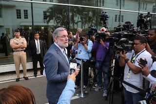 Gobierno y Oposición de Venezuela acuerdan continuar hoy diálogo mediado por Danilo Medina