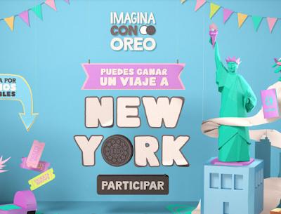 [Sorteo] Gana un viaje a Nueva York, iPhones 6, Smart Scooters y más - Imagina con Oreo