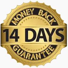 14 days money Back Guarantee