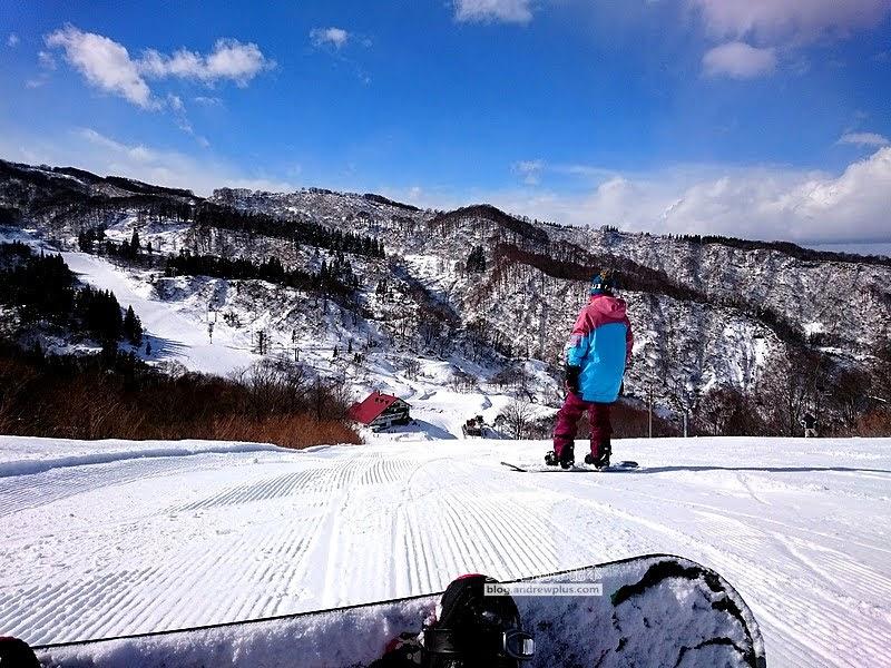 滑雪新手挑選滑雪場,日本滑雪場挑選,新手適合的滑雪場