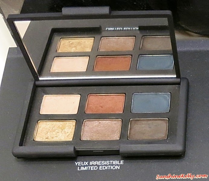 NARS Eye Opening Act Captivating Range Review, NARS Eye Opening Act, NARS Cosmetics, NARS, NARS Velvet Shadow Stick, NARS St Lucia Illuminating Multiple, NARS Captivating Range Eyeshadow Palette
