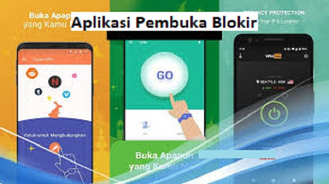 aplikasi pembuka blokir