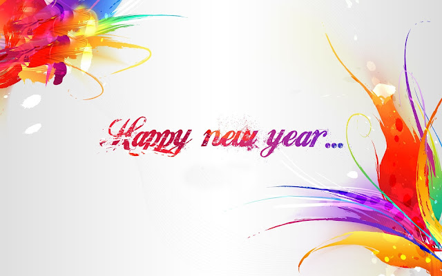 We wish you a Happy New Year 2020