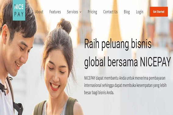 Nice Pay, Payment Gateway Indonesia