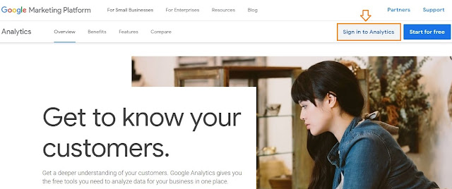 How To Find & Add Analytics Web Property ID On Blogger 1