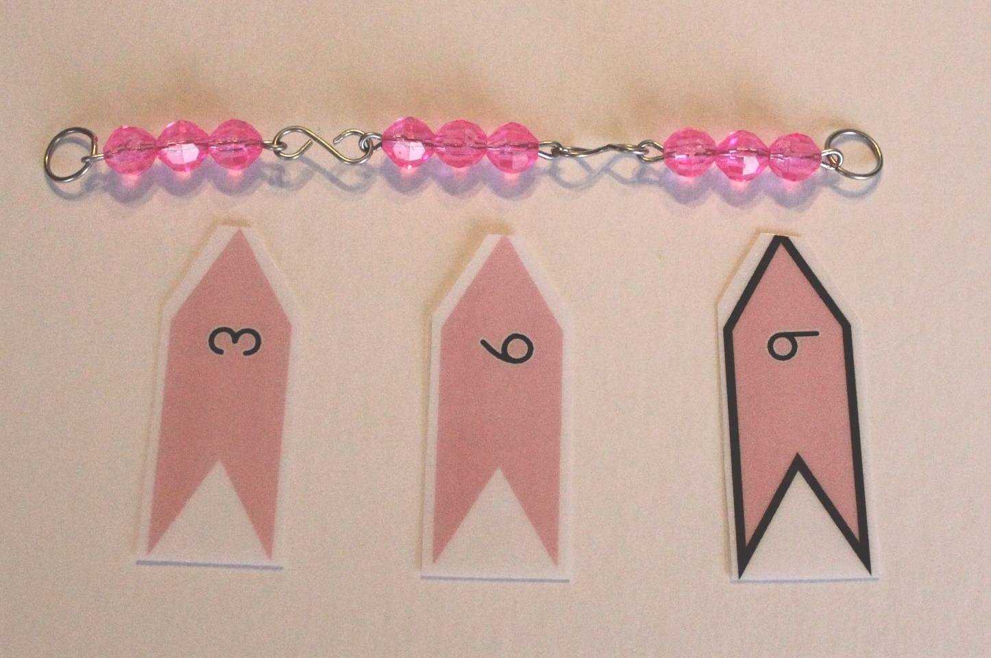 Teaching From A Tackle Box Montessori Short And Long Bead