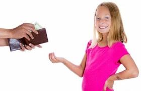 Cara Efektif Mengatur Uang Jajan Anak
