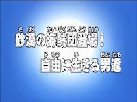 One Piece Episode 98