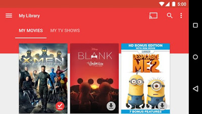 Google Play Movies & TV APK v3.20.10 Latest Version