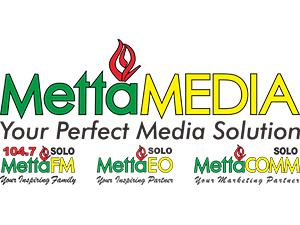 Lowongan Kerja di PT Radio Metta FM - Solo (Bagian Produksi dan Desain Komunikasi Visual)