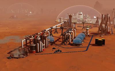 Surviving Mars Game Screenshot 2