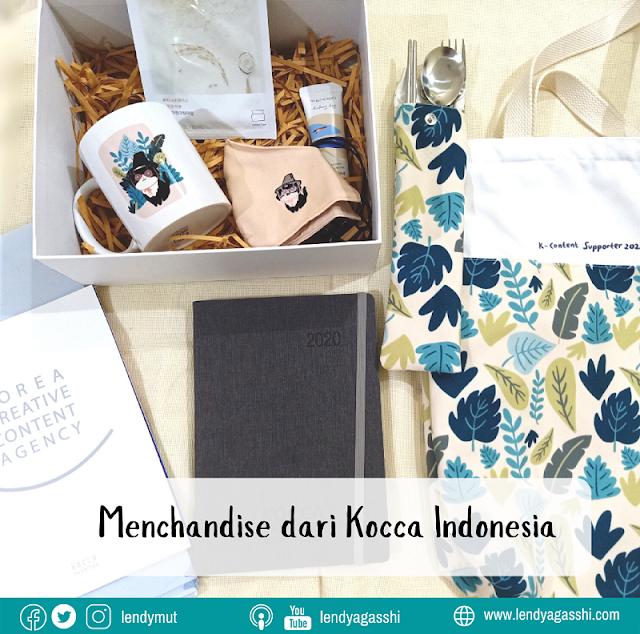 Keuntungan Menjadi K-Content Supporter Kocca Indonesia