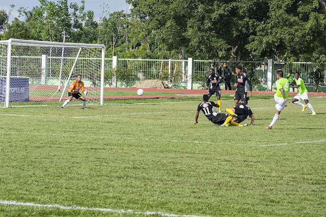 Vega Real supera a Moca FC en LDF