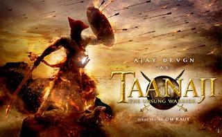 Tanhaji: The Unsung Warrior' | Ajay Devgn, kajol and Saif Ali khan